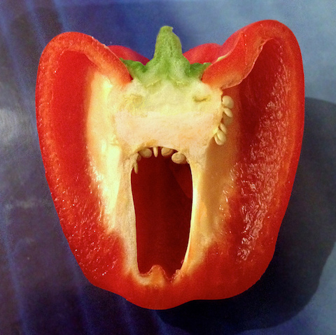 exclamation pepper